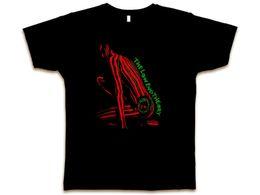 T-shirt à manches courtes The Tribe A Tribe Called Quest Tee-shirt noir Nouveau Sz S-3XL ? partir de fabricateur