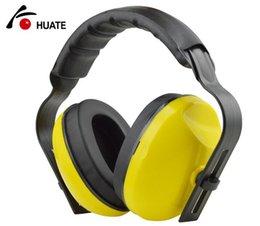 Wholesale Anti Noise - HUATE Brand noise Earmuffs, sleep, anti-noise, noise reduction learning, factory, shooting headphones, Protective Earmuffs