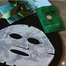 2019 masque noir d'aspiration Nouvel ensemble de masques pour le visage Le masque hydratant pour masques hydratants de soin de la peau de masque de soin de peau de lotion de traitement.