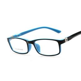 kids boy eyeglasses UK - New 2018 Children Optical Frame Eyewear Clear Eyeglasses Girls Boys Kids Myopia Glasses Frames Kids Eye glasses Frame Gafas