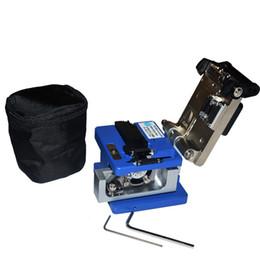 Canada 12 PCS fibre optique FTTH Tool Kit avec compteur de puissance optique 5km Visual Fault Locator et Fiber Cleaver décapant de fil supplier fiber optic strippers Offre