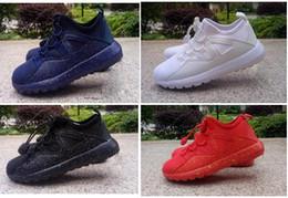 official photos 94950 cd70c 8 Fotos Compra Online Zapato azul claro-Zapatos nuevos para niños Zapatos  de tela netos transpirables y