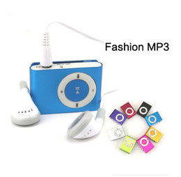 mini metal mp3 player Coupons - 1-32GB Support SD TF Portable Mini Clip Metal USB MP3 Music Media Player Reproductor Mp3 Manual de usuario