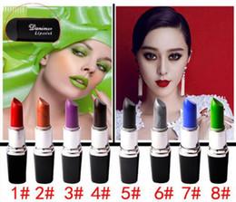 2019 batom de cor de vampiro Batom vampiro nova atualização de 8 cores batom matte pearl batom gloss labial de longa duração líquido batons lipgloss maquiagem desconto batom de cor de vampiro