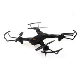 мини-камера wifi drone Скидка Лучший RC камеры дроны XS809W мини складной беспилотный 0.3 MP 2MP с WIFI камеры Высота удерживайте Quadcopter OTH908