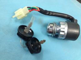 Китайский переключатель онлайн-Ignition Switch Key Switch for UTV Go Kart ATV 5 Pin Wire Chinese 50 150 250CC S