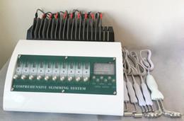 Elektronik Kas Stimülatörü EMS Makine Rus Dalga Firma Ince Vücut Şekillendirici Onlarca EMS Birimleri BIO Cilt Kaldırma Ile Elektroterapi Cihazı nereden kaldırıcı sıkıştırma makinesi tedarikçiler