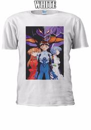 Genesis tanks online-Neon Genesis Evangelion Shinji Ikari camiseta chaleco sin mangas hombre mujer unisex 2511