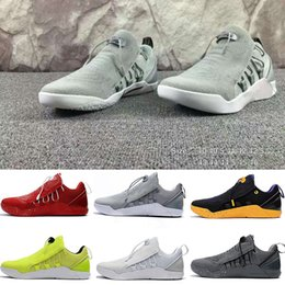 Wholesale Online Fashion - Basketball Shoes Bryant 12s Mamba Mens Sneakers Sports Running Shoes fashion casual trainers run Factory online KOBE A.D. NXT 12 trainer