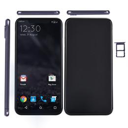 6,5 pulgadas Goophone XS Max Android 7.0 Quad Core MTK6580 1GB + 16GB + 32GB 1520 * 720 HD 13MP 3G Dual Sim teléfonos celulares desde fabricantes