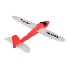 Argentina 1 Unids DIY Tiro A Mano Flying Glider Planes Espuma Avión Modelo Party Bag Fillers Flying Glider Plane Juguetes Para Niños Niños Suministro
