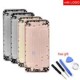 Housse arrière de haute qualité pour boîtier de batterie de rechange, couvercle arrière, pour iPhone 6 6s, iphone 6 / 6s plus le logement en gros en arrière Livraison gratuite ? partir de fabricateur