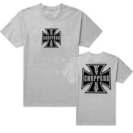 Deutschland Fast Furious 7 Großhandel Rabatt West Coast Choppers Printed T-Shirt T-Shirt für Männer Frauen O-Neck Casual Baumwolle Kurzarm T-Shirt cheap discounted t shirts Versorgung