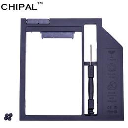 2.5 notizbuch Rabatt CHIPAL Hochwertiger Kunststoff SATA 3.0 2. HDD Caddy 9.5mm für 2.5