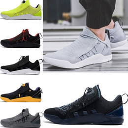 Wholesale Christmas Reviews - Customer review KOBE A.D. NXT 12 Basketball Shoes KB 12 Mambacurial Mens Sneakers Sports Running Shoes on salegood fashion trainers in stock