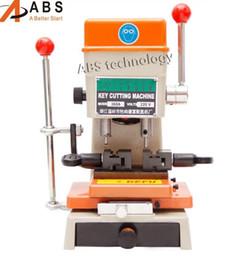 schlüsselmaschinenschneider Rabatt Defu Cutter Key Schneidemaschine 368a Mit Full Set Cutters Werkzeuge Teile hohe Qualität