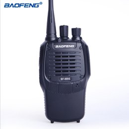 Wholesale Handheld Vhf Ham Radio - BAOFENG BF-999S Walkie Talkie VHF UHF Two Way Ham Radio Transceiver UV 999S Handheld Portable Walkie Talkies Radio Statio