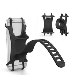Wholesale baby bicycle stroller - wholesale Bicycle For Stroller Baby Carriages Universal Motorcycle Bike Phone Holder