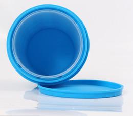 Novo Criador De Cubo De Gelo Gênio O Espaço Revolucionário Criador De Cubo De Gelo De Poupança De Energia 3D Criativo Mould Genie Gelo Cozinha Ferramentas 2 tamanhos de Fornecedores de coador de coquetel