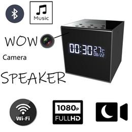 Enregistreur vocal bluetooth sans fil en Ligne-Enregistreur vocal 128G enregistreur vocal WIFI caméra Bluetooth caméra de sécurité sans fil 1080p