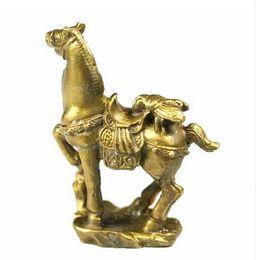 2019 mosca coleção Pequena estátua de bronze cavalo coleção imediatamente voar estátua Gamble e ficar rico imediatamente grande sucesso Artesanato estátuas desconto mosca coleção