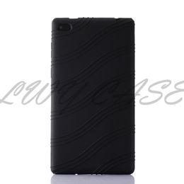 7 lenovo tablet cases en Ligne-Pour Lenovo Tab 7 Essential TB-7304F 7.0 Antichoc Souple En Silicone Protecteur Cas tablette couverture