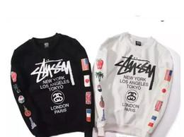Wholesale Bird Top - New17 Designs hoodies ST World Tour Paint Colorful Splash-ink Unisex Sweats Tops Couples Hoodies Fleece Bird OVO Drake