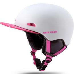 Wholesale Roller Skates Men - Man Woman Ski Helmets Snowboard Helmet Moto Bike Cycling Skateboard Roller-skating Mask Skis Sled Fishing Camping Sports Safety