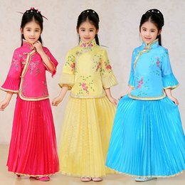 Rabatt Chinesische Kostume Kinder 2019 Chinesische Kostume Fur