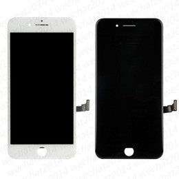 Wholesale high quality screen - High Quality LCD Display Touch Screen Digitizer Assembly Replacement Parts for iPhone 6 6s Plus 7 8 Plus free DHL