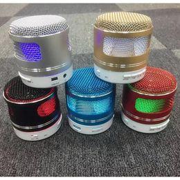 Mini BQ-Q9 (A9D) LED Bluetooth avec microphone haut-parleur Prise en charge du son stéréo Radio FM Carte TF Haut-parleur Surface métallique Musique Musique ? partir de fabricateur