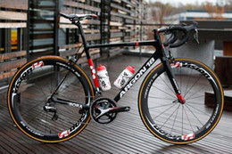 Wholesale Complete Carbon Bikes - Super Light Argon 18 Pro Carbon Road Bicycle Carbon Complete Road Bike Clearance DIY Bike With Ultegra Groupset