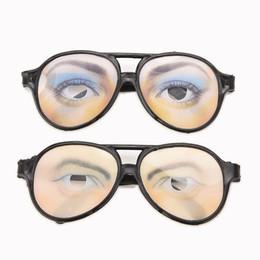 Deutschland Lustige Brille Rahmen Augen Frames Unfug Gag Spielzeug Männer Frauen Urlaub Geschenk Weihnachten Halloween Witz Geschenk Santa vorhanden Versorgung