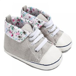 9bf5cb504d34a high school girl shoes Coupons - Cut Crib High ROMIRUS for Footwear Girl  for Baby Canvas