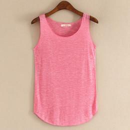 Wholesale Black Fitness Models - 2017 summer Fitness Tank Top New T Shirt Plus Size Loose Model Women T-shirt Cotton O-neck Slim Tops Fashion Woman Clothes