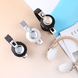 Wholesale Tf Card Bluetooth Headset - Picun P8 Wireless Headset Super Bass Metal Stretchable Headband Bluetooth 4.1 Headphones With Microphone Support TF Card DHL free shipping