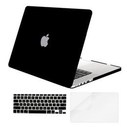 Caso de cáscara de la macbook pro retina online-Mosiso para Macbook Pro 13 Retina 2013 2014 2015 Estuche rígido de cáscara A1502 A1425 Mac Pro 13.3 Reemplace la funda