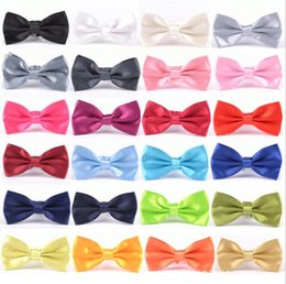 Wholesale Gold Bowties - NEW Arrival Bowties Men's Ties Men's Bow ties Men's Ties Many Style Bowtie