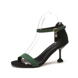 952d17d4f870 High Heels Sandals Calzado Mujer 2018 Women Shoes Chaussures Femme Peep Toe  Dames Schoenen Scarpe Donna Heels Woman Sandals 2018 Summer
