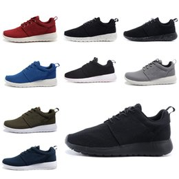 Zapatos de londres gratis online-nike air roshe run one 2018 free rushe run mens London I zapatillas para hombres Juegos Olímpicos Athletics sneakers unisex talla 36-45