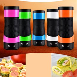 Wholesale Fries Cup - Multifunctional Egg Boiler Automatic Egg Roll Maker Cooking Tools Egg Cup For Breakfast Fried Eggs
