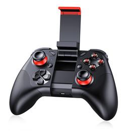 mini gamepad bluetooth per android Sconti MOCUTE Wireless Gamepad Bluetooth Gmae Joystick per Android / iSO Cellulari Mini Gamepad per Tablet PC Occhiali VR