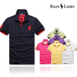 6cf76a15c económicas y baratas de camisetas Rebajas Descuento PoloShirt hombres  camiseta de manga corta de la marca