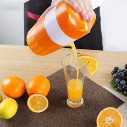 Wholesale Mini Hand Juicer - Mini Manual Orange Juicer Lemon Juice Bottle Fruit Squeezer Extractor Citrus Hand Press Cup Fruit Vegetable Tools
