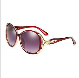 2017 neue polarisierte Sonnenbrille Fuchs Kopf polarisierte Sonnenbrille Damen trendige Sonnenbrille 80336 von Fabrikanten
