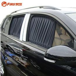 2 x mise à jour 70L en alliage d'aluminium élastique Auto voiture fenêtre pare-soleil rideau pare-soleil stores - noir / beige / gris ? partir de fabricateur