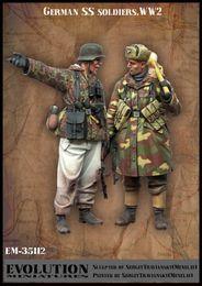Argentina 1/35 FIGURAS REISN MODELOS KITS ALEMAN SS SSOLDERS.WW2 Suministro