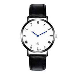 relógio couro couro prata Desconto Design Retro dos homens Relógio Pulseira De Couro Analógico Liga de Quartzo Relógio de Pulso de Prata Dial Man Relógios de Negócios Casuais relogio masculino