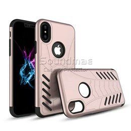Wholesale Pro X Cases - Hybrid Armor Rugged TPU PC Cover Caseology Phone Case For Samsung Galaxy S9 S8 Note8 LG Stylo 3 Iphone X 8 7 6 Plus ZTE MAX XL Zmax Pro