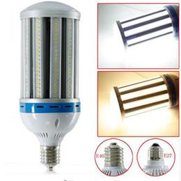 E27 bulbo led 36w on-line-Lâmpada de lâmpada de lâmpada de alto lúmen LED 27W 36W 45W 54W 80W 100W 120W E26 E27 E39 E40 Jardim Armazém iluminação de estacionamento AC 85-265v
